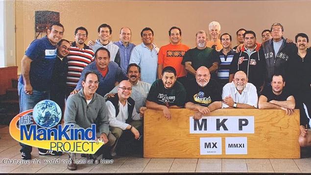 Primer Círculo de Hombres en México.